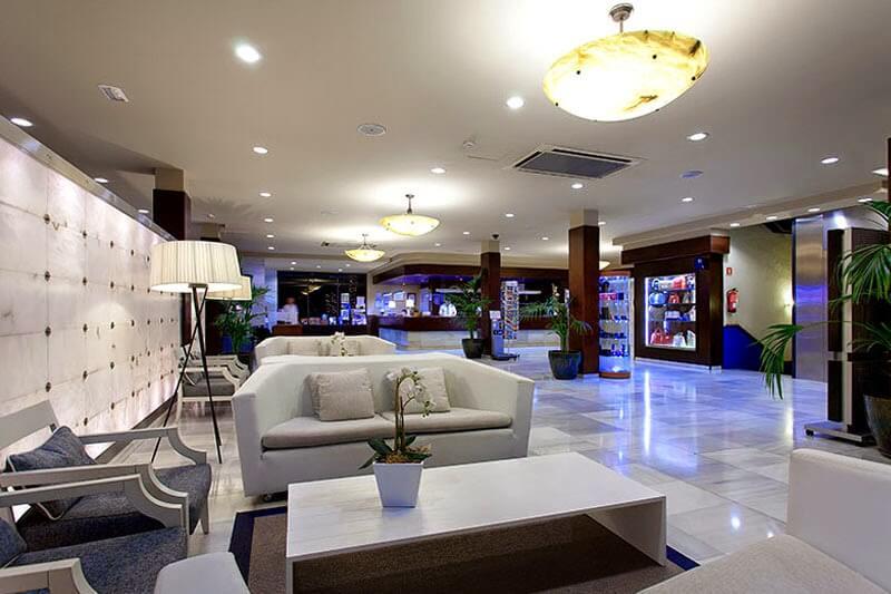 hotel anabel lloret de mar. Black Bedroom Furniture Sets. Home Design Ideas